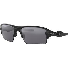 Oakley Flak 2.0 XL Sunglasses Unisex polished black/prizm black polarized